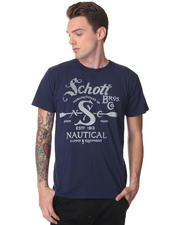 DJP OUTLET - Nautical Schott tee
