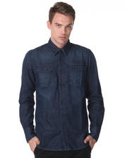 DJP OUTLET - Gunnar Darker Shade Denim Shirt