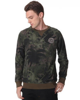 Vans - Encinitas Crew Fleece Sweatshirt