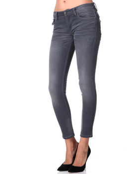 DJP OUTLET - Janis 3D Grey Denim Pant