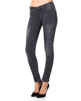 DJP OUTLET - New Radar Skinny in Charcoal