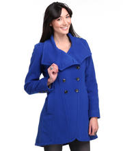 DJP OUTLET - Power Image Italian Wool Cashmere Coat