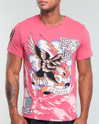 Ed Hardy - 77 Tattoo Eagle Tee