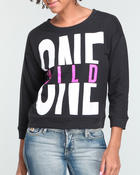 Graphix Gallery - Wild One Pullover Sweatshirt