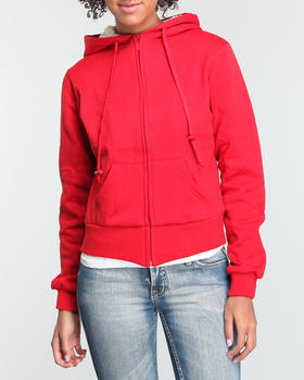 Basic Essentials - Basic Hoodie Jacket