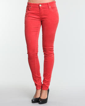 VIGOLD - Color Corduroy Skinny Jean