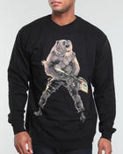 IMKING - Rage Mode Crewneck Pullover Sweatshirt