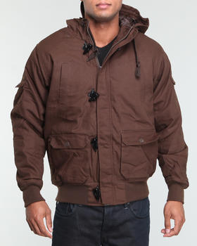 Buyers Picks - Ski Slope Multi - Pocket Snorkel Coat