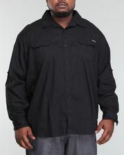 Big & Tall - Long Sleeve Imaginative Shirt (B&T)