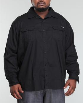 Ecko - Long Sleeve Imaginative Shirt (B&T)
