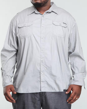 Ecko - Long Sleeve Imaginative Shirt (B&T)