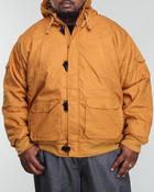 Basic Essentials - Ski Slope Multi - Pocket Snorkel Coat
