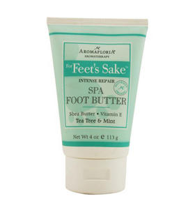 Aromafloria - Intense Repair Spa Foot Butter Blend Of Tea