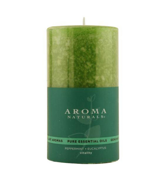 one x inch pillar aromatherapy candle uses the