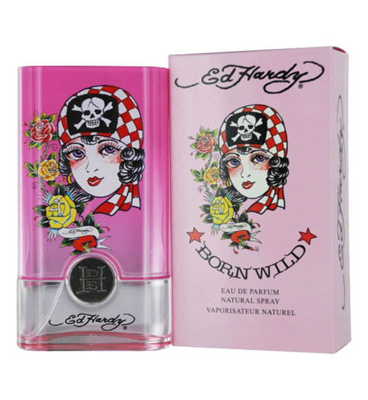 Christian Audigier - Ed Hardy Born Wild By Christian Audigier