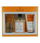 Women - Set Tangerine Melon Organic Shea Butter Body Wash