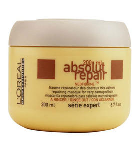 L'Oreal - Serie Expert Absolut Repair Masque For Very Damaged