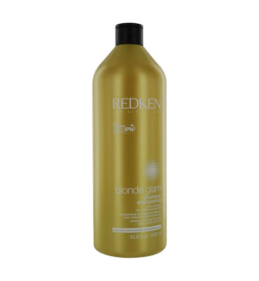 blonde glam shampoo for tonal blondes