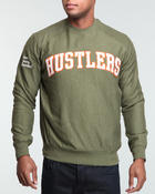 Men - Hustler L/S Crewneck Sweatshirt
