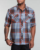 Men - Highland Roll Up Shirt