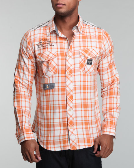 Akoo Men Caliber L/s Button-down - Shirts