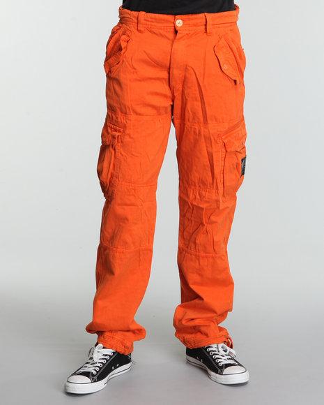 Akoo Men Draw Bridge Cargo Pants - Jeans & Pants