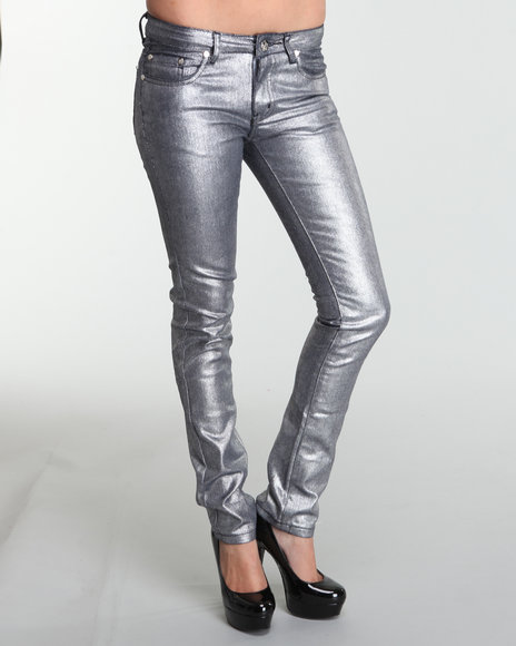 Basic Essentials - Metallic Pants