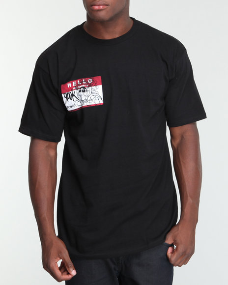 X-Large Black T-Shirts