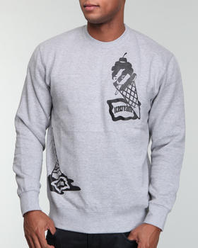 Ice Cream - Melting Cone L/S Crewneck