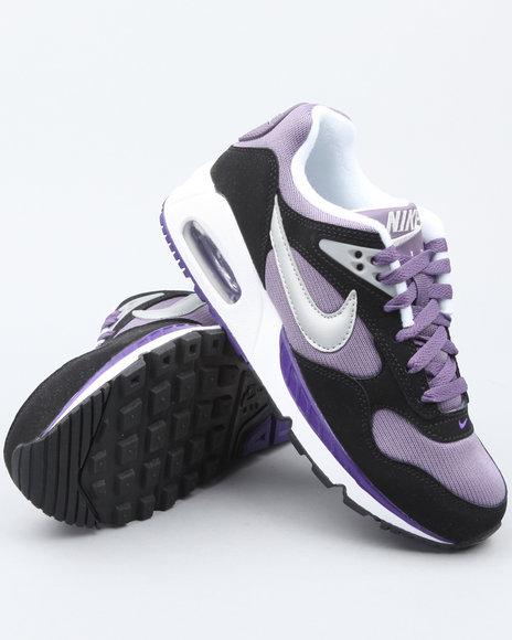 Nike Women Purple Wmns Nike Air Max Correlate Sneakers