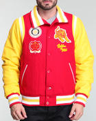 Tradition - Tuskegee University Varsity Jacket