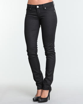 Basic Essentials - Dawn Animal Print Skinny jean