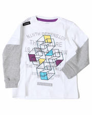 4-7x Little Boys - Cosmos Tee (4-7)