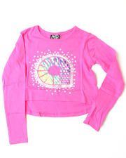 4-6X Little Girls - Amelia Long Sleeve Tee (4-6X)