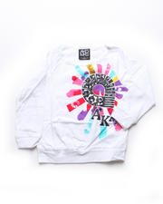 7-16 Big Girls - Justina Raglan Long Sleeve Tee (7-16)