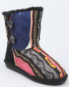 Footwear - Coogi Sweater Short Boot
