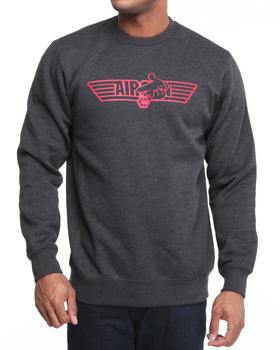 Crooks & Castles - Air Wing Crewneck Sweatshirt
