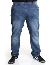 Big & Tall - Billboard Fanback Denim (B&T)