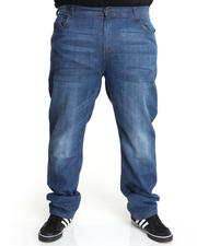 Big & Tall - American Fanback Denim (B&T)
