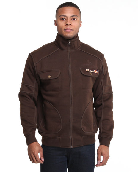 - Private Ryan Military Fleece Jacket