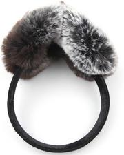 Fashion Lab - Faux Fur EarMuffs w/velvet band