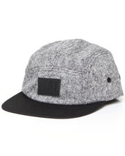 Play Cloths - Roman Waffle Knit 5-Panel Cap