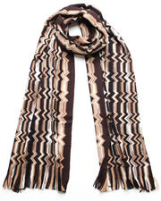 Accessories - Tan Wool Scarf