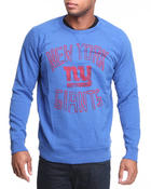 Junk Food - New York Giants fleece crew