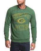 Junk Food - Green bay packers fleece crew