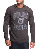 Junk Food - Oakland Raiders fleece crew