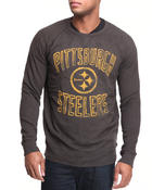 Men - Pittsburgh Steelers fleece crew