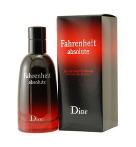 Christian Dior - Fahrenheit Absolute By Christian Dior