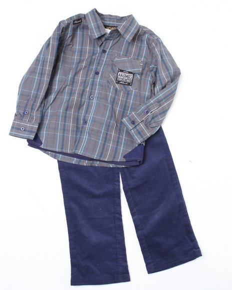 - Conservative 3pc Set (2T-4T)