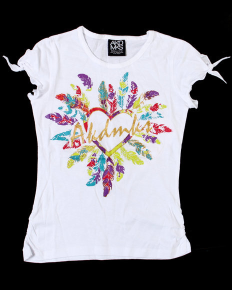 - Feather Love Tee (7-16)